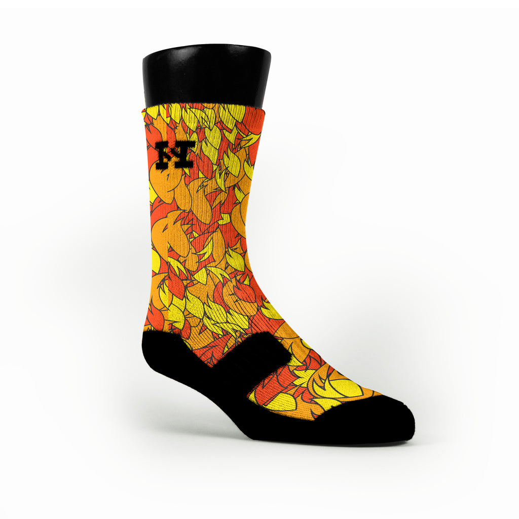 China Custom HoopSwagg Socks