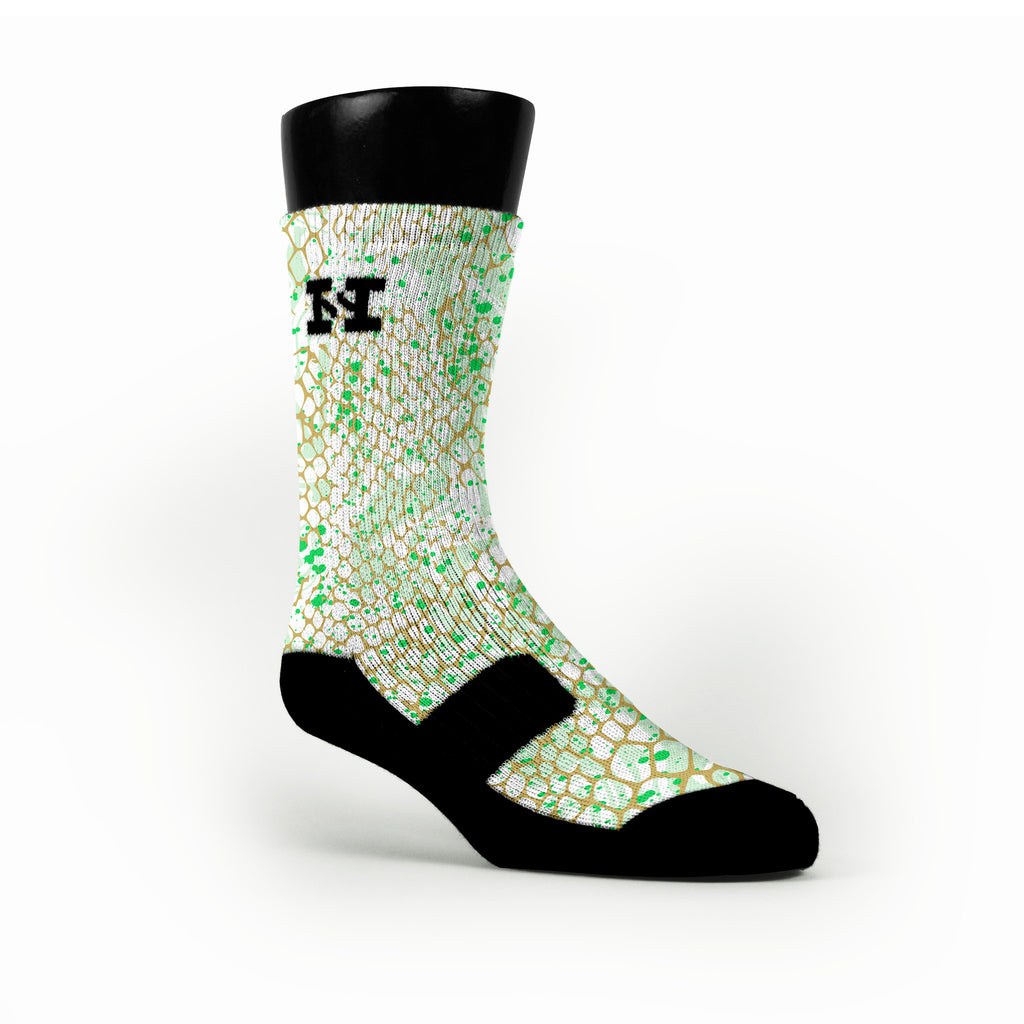 Christmas Skin Custom HoopSwagg Socks
