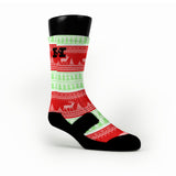 Christmas Sweater Custom HoopSwagg Socks