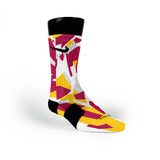 Cleveland Hardwood Camo Custom Nike Elite Socks