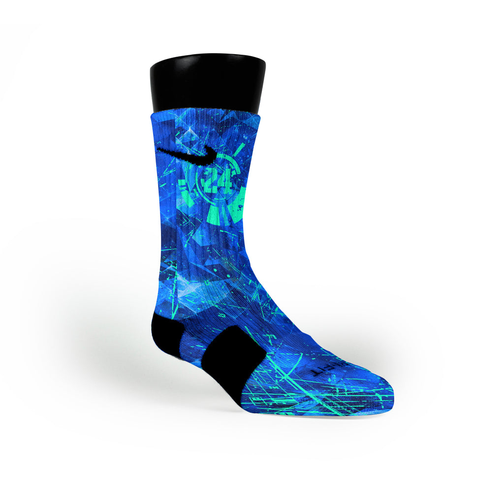 Critical Game Custom Nike Elite Socks
