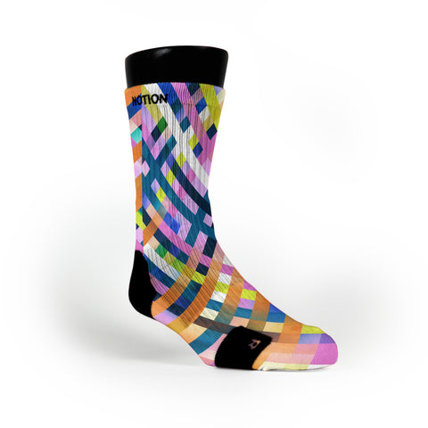 Cross Custom Notion Socks
