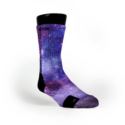 Deep Space Custom Notion Socks