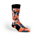 Denver Digital Camo Custom Nike Elite Socks