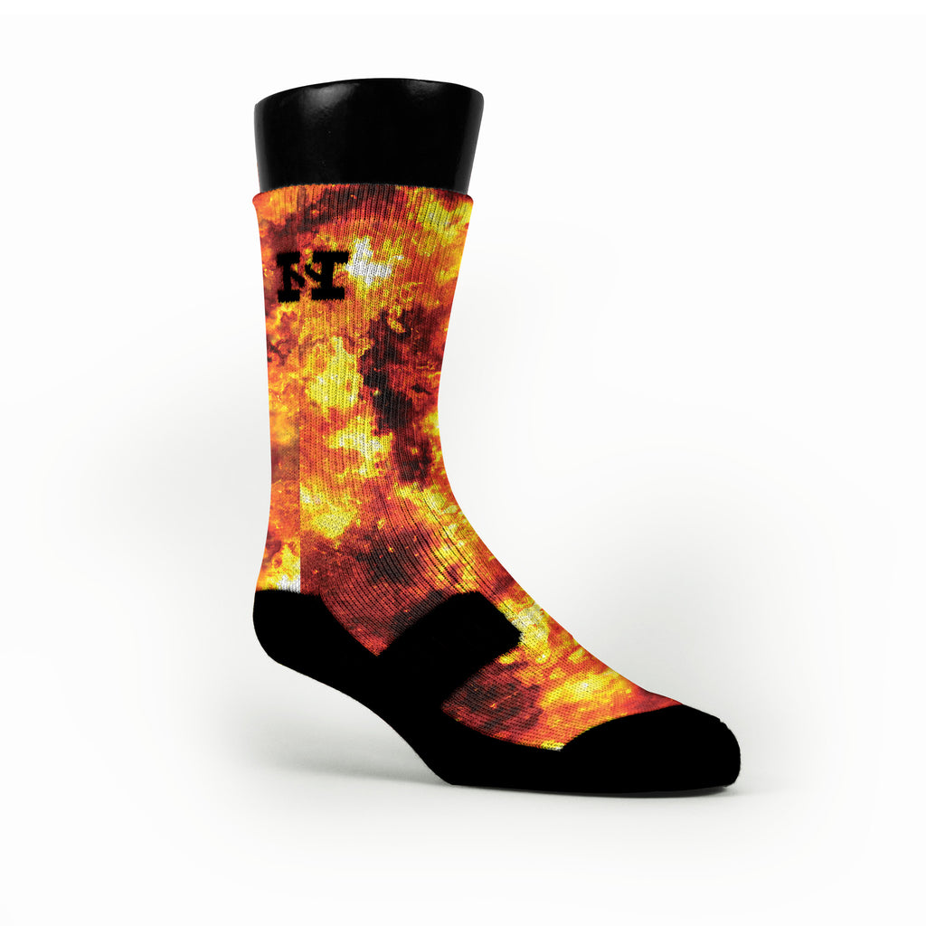 Detonation Custom HoopSwagg Socks
