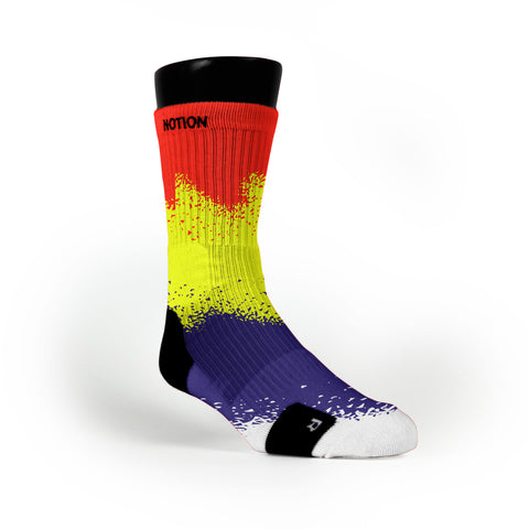 Diffused Nerf Custom Notion Socks