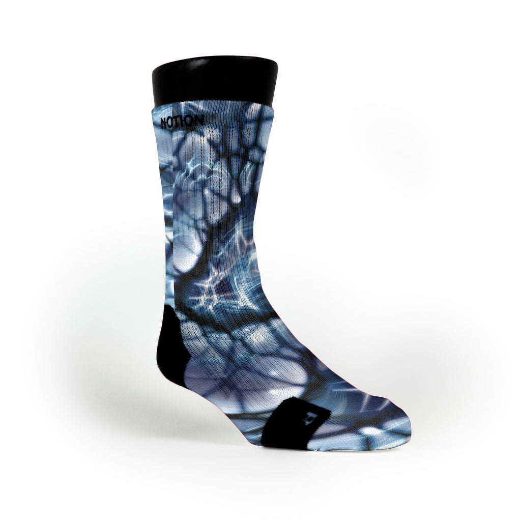 Dna Galaxy Custom Notion Socks