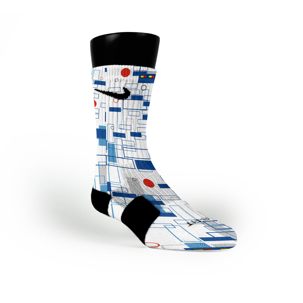 Droids Custom Nike Elite Socks