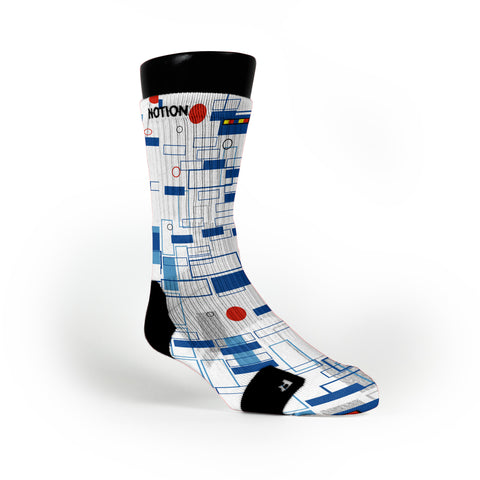 Droids Custom Notion Socks