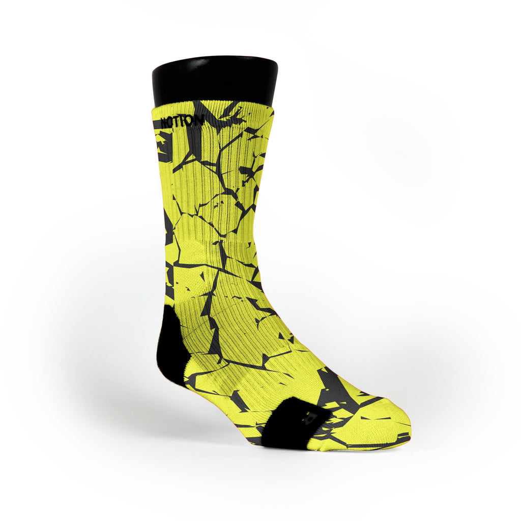 Dry Lakes Custom Notion Socks