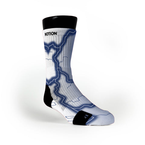 Duke Storm Custom Notion Socks