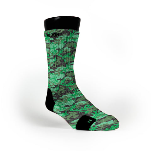 Easter Camo Custom Notion Socks