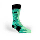 Easter Razor Custom Nike Elite Socks