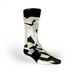 Elite Hardwood Camo Custom Nike Elite Socks