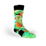 Everglades Custom Nike Elite Socks