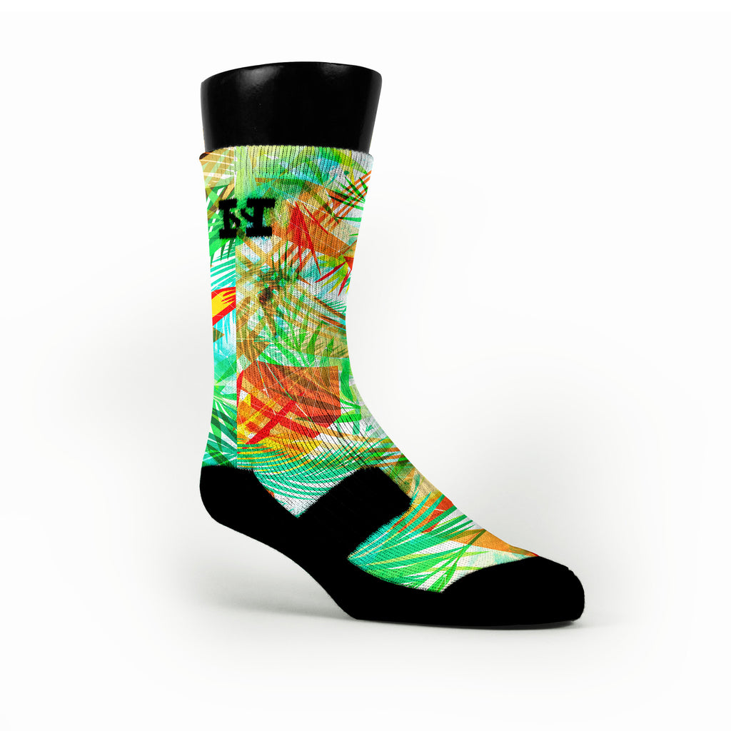 Everglades Custom HoopSwagg Socks
