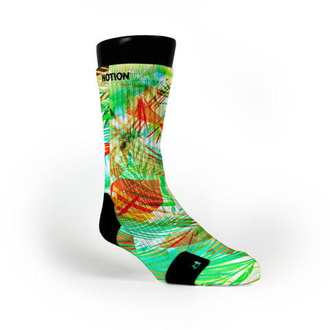 Everglades Custom Notion Socks