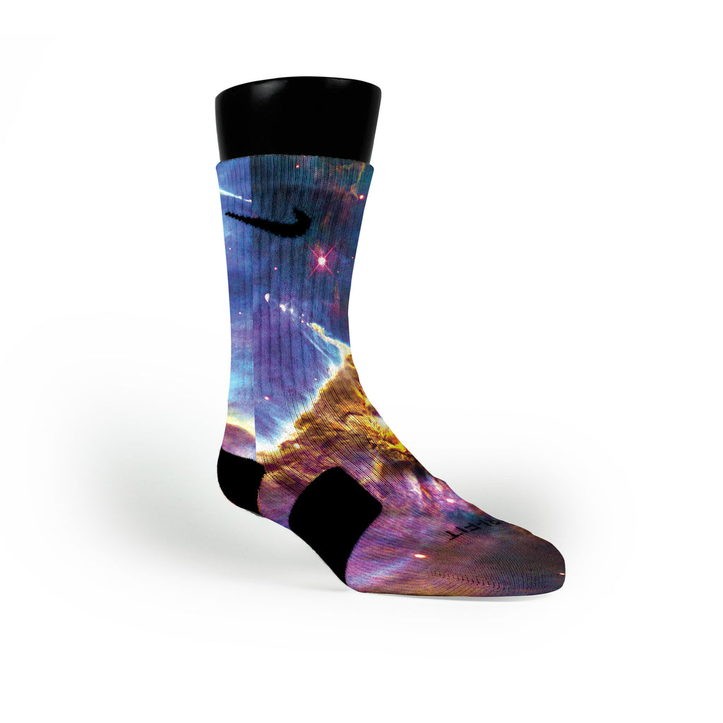 Final Frontiers Custom Nike Elite Socks