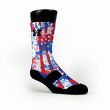 Freedom Custom HoopSwagg Socks