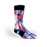 Freedom Custom Nike Elite Socks