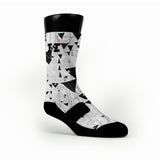 Fundamentals Custom HoopSwagg Socks