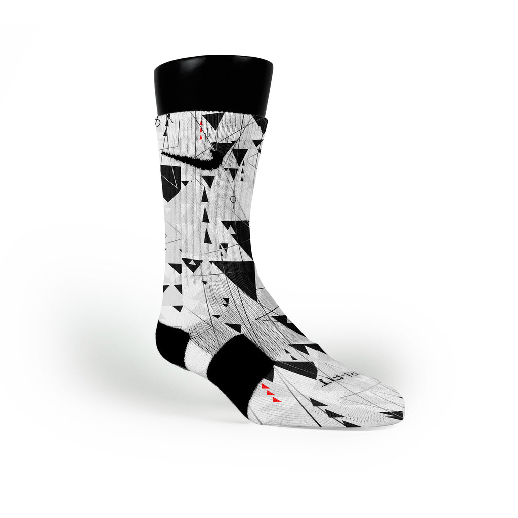 Fundamentals Custom Nike Elite Socks