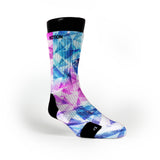 Galaxy Diamonds Custom Notion Socks
