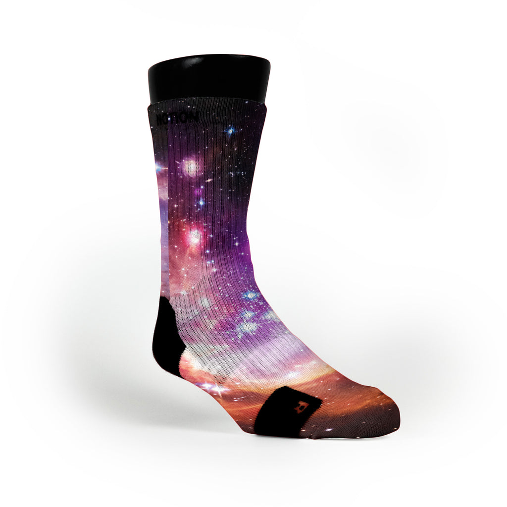 Galaxy Custom Notion Socks