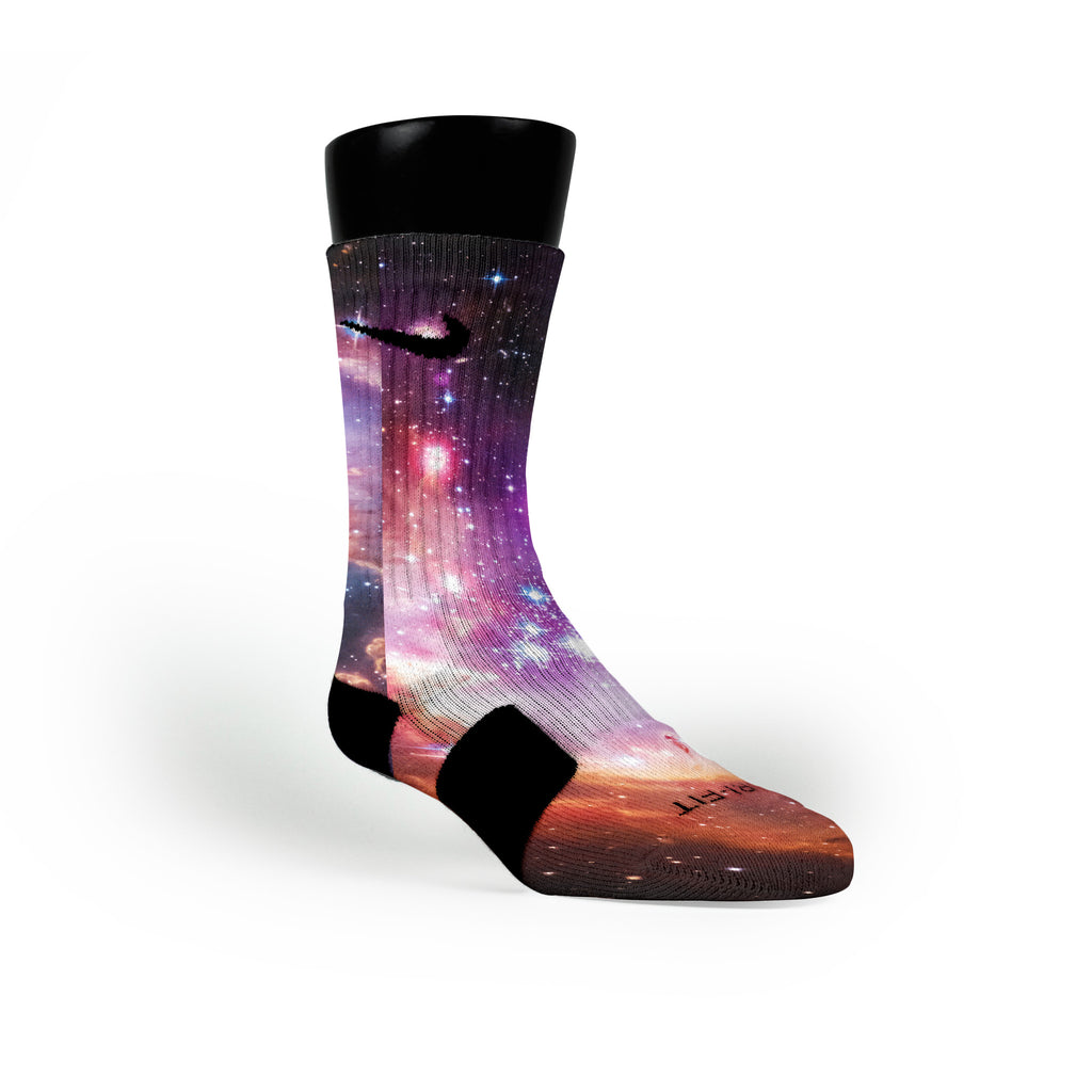 Galaxy Custom Nike Elite Socks