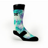Gator King Custom HoopSwagg Socks