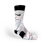 Global Independence Custom Nike Elite Socks