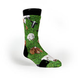 Goat Farm Custom Notion Socks