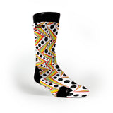 Hare Geozag Custom Notion Socks