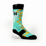 Illusion Quakes Custom HoopSwagg Socks