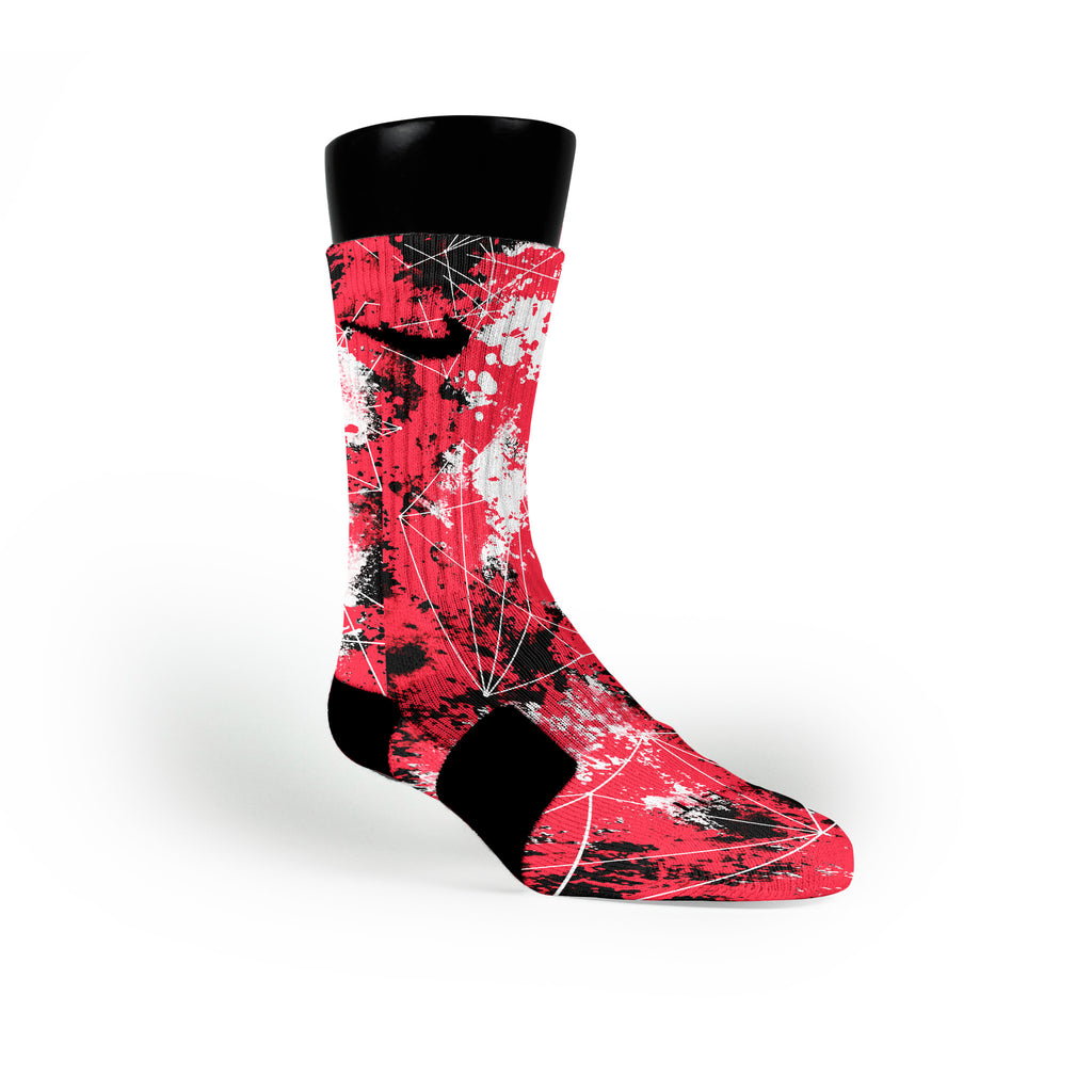 Implosion Custom Nike Elite Socks