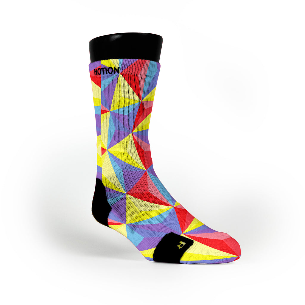 Jesters Custom Notion Socks