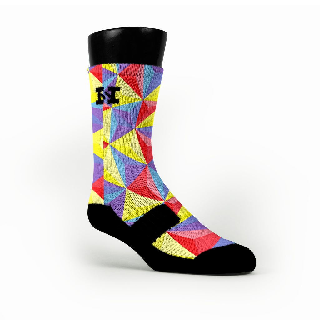 Jesters Custom HoopSwagg Socks