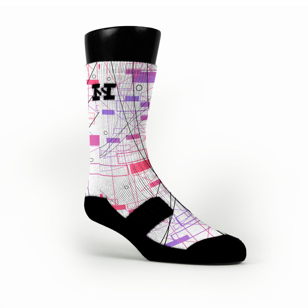 K7 Custom HoopSwagg Socks