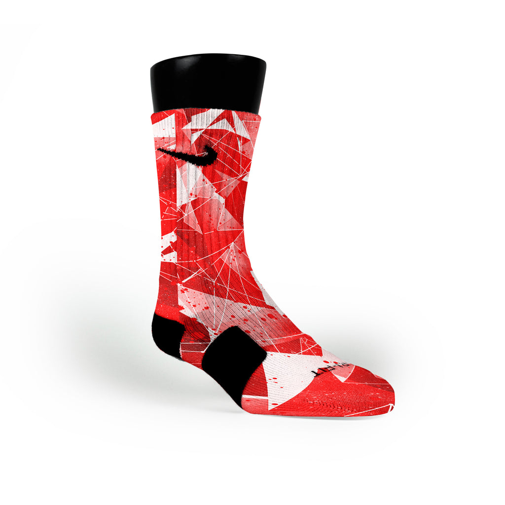 Killer Instinct Crystals Custom Nike Elite Socks