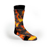 Lava Custom Notion Socks