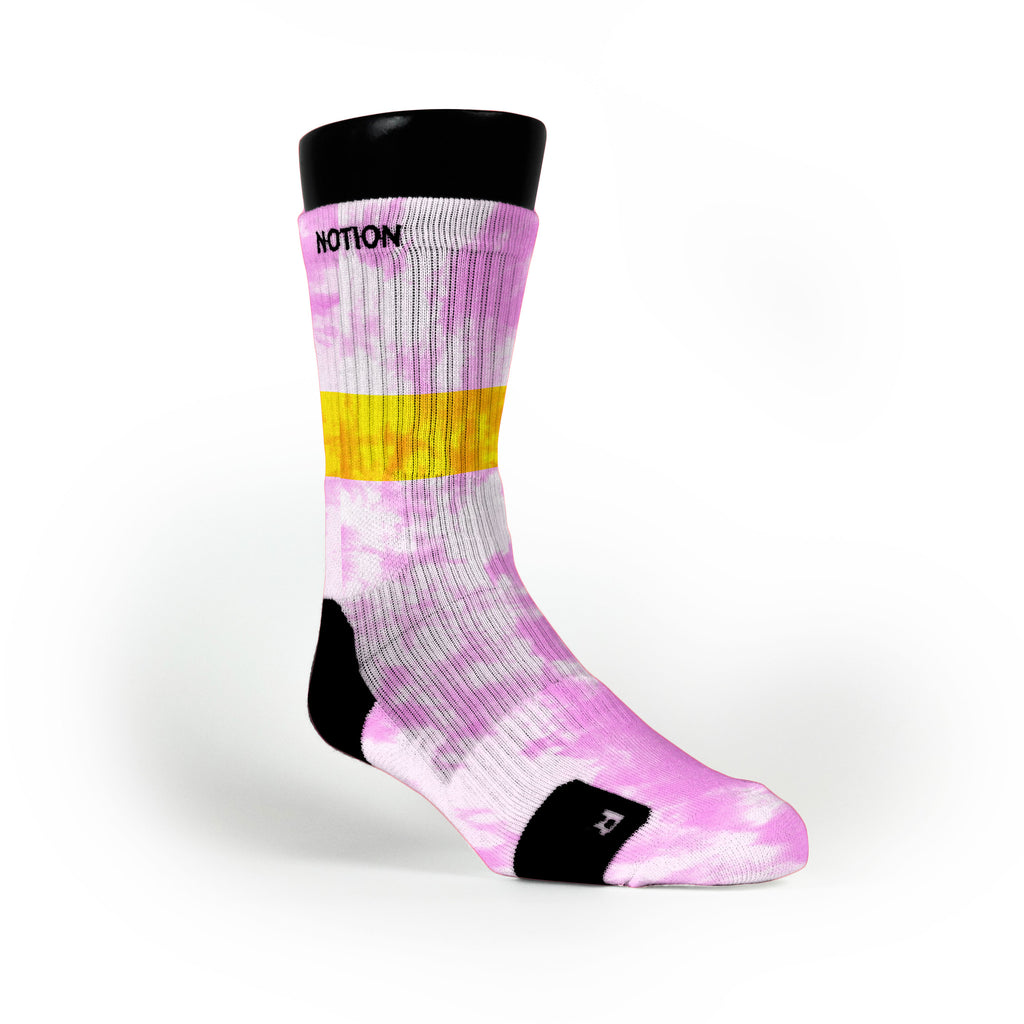 Lemonade Custom Notion Socks