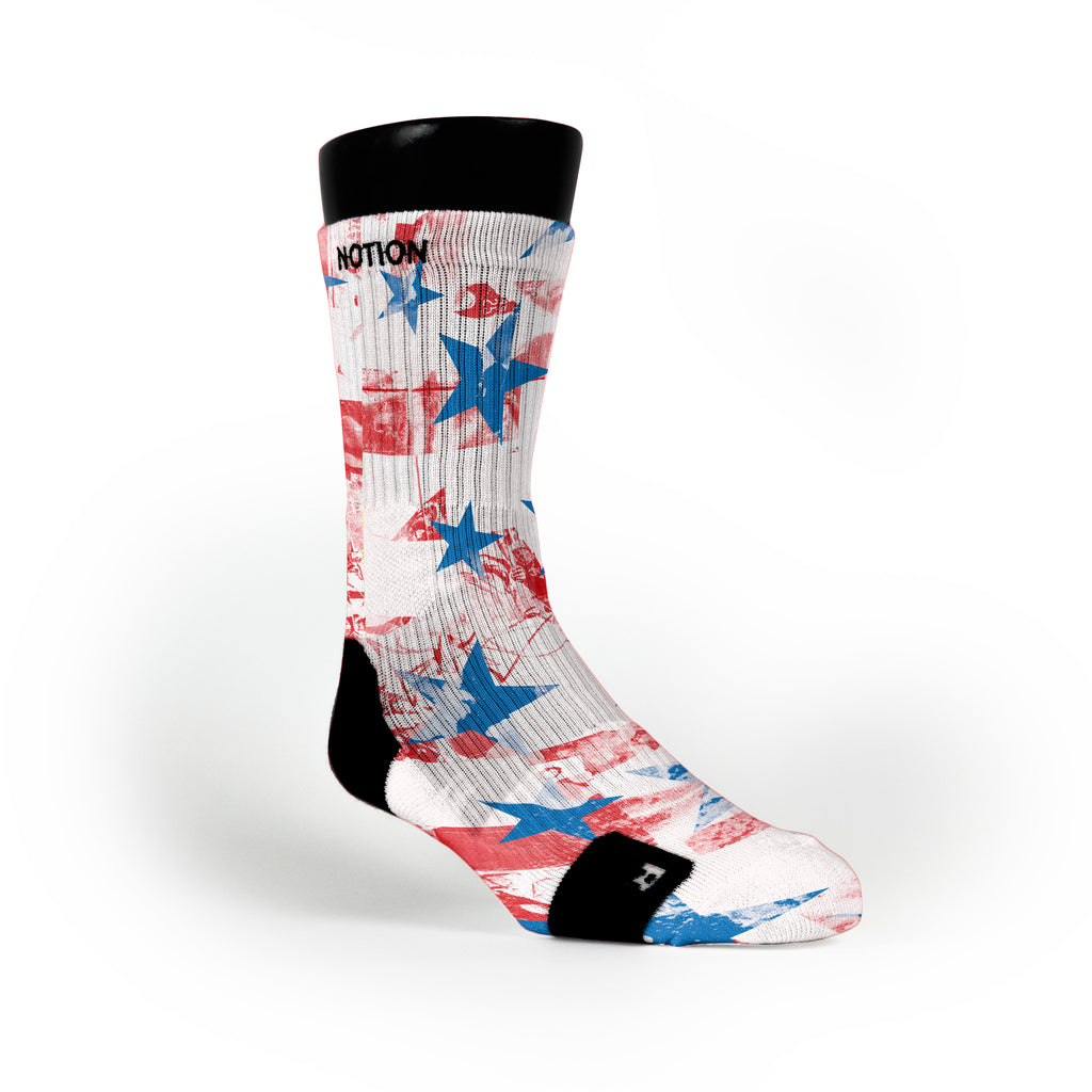 Liberty Custom Notion Socks