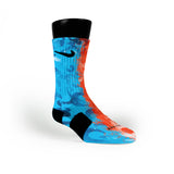 Liftoff Custom Nike Elite Socks