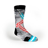 Lightsaber Custom Notion Socks