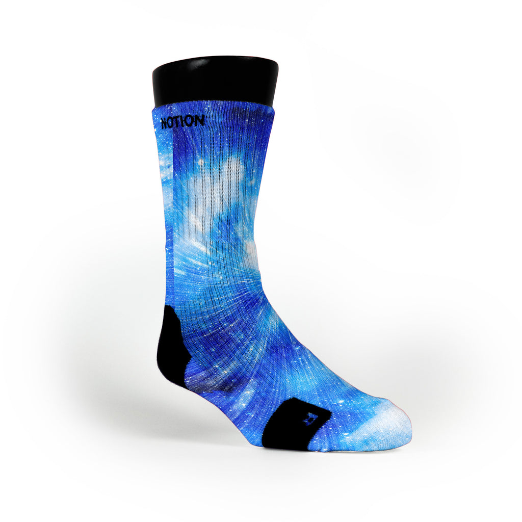 Lightspeed Custom Notion Socks