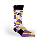 Los Angeles Camo Custom Nike Elite Socks