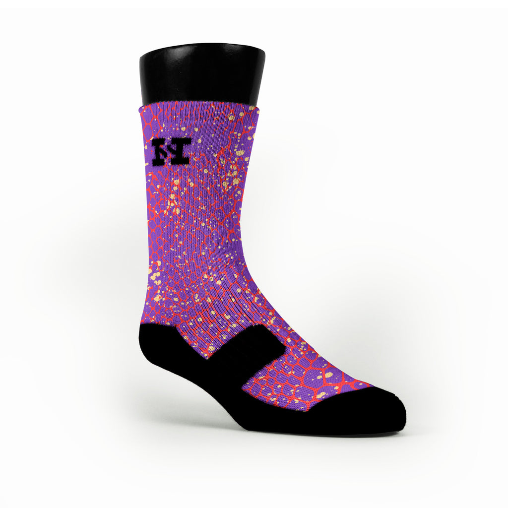 Mamba Skin Custom HoopSwagg Socks