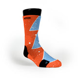 Maryland Splatter Custom Notion Socks