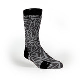 Maze Custom Notion Socks