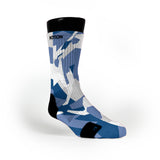 Memphis Hardwood Camo Custom Notion Socks